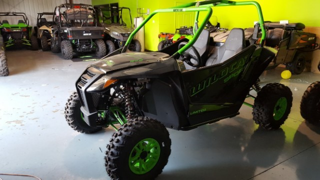 2016 Arctic Cat Unknown WildCat 700 Sport Limited