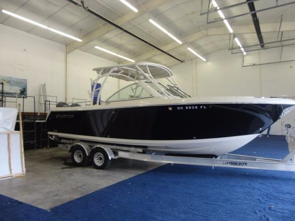 2014 Sailfish 275 DC