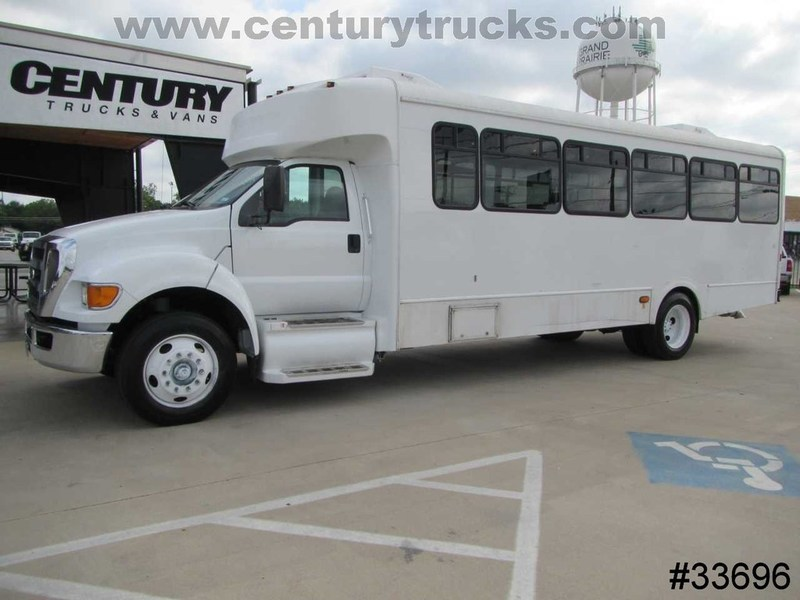 2010 Ford F650 Bus