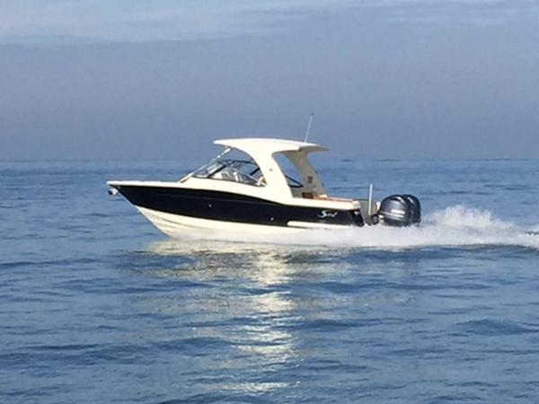 2016 Scout Boats 275 Dorado