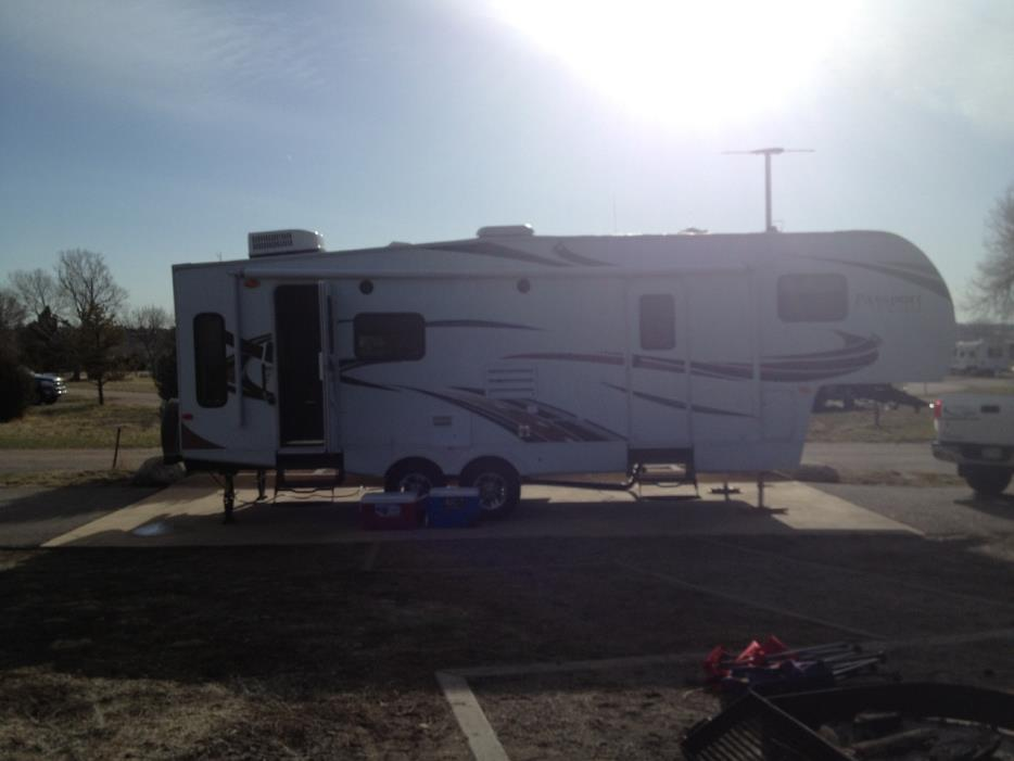 2012 Keystone PASSPORT ULTRA LITE GRAND TOURING