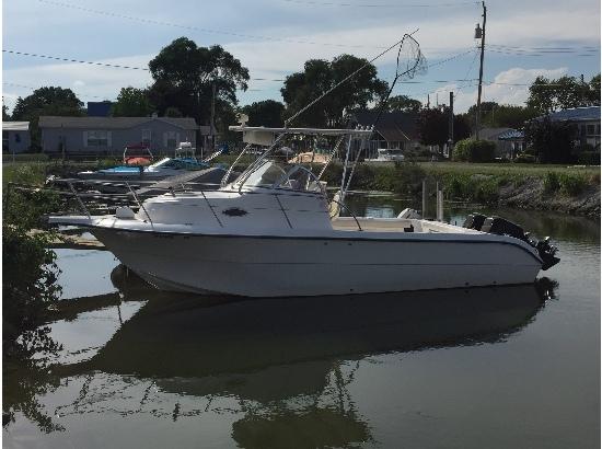 2003 Sea Fox 257 WA