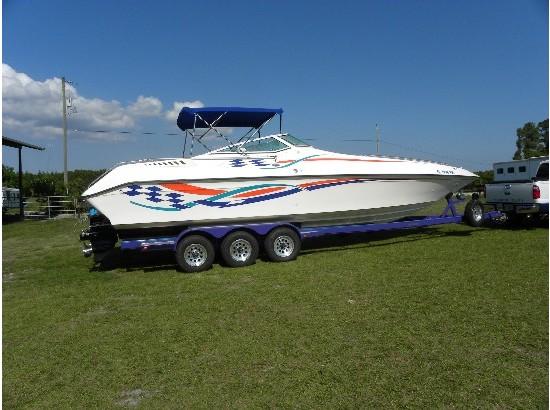 2002 Envision Boats Inc Intruder