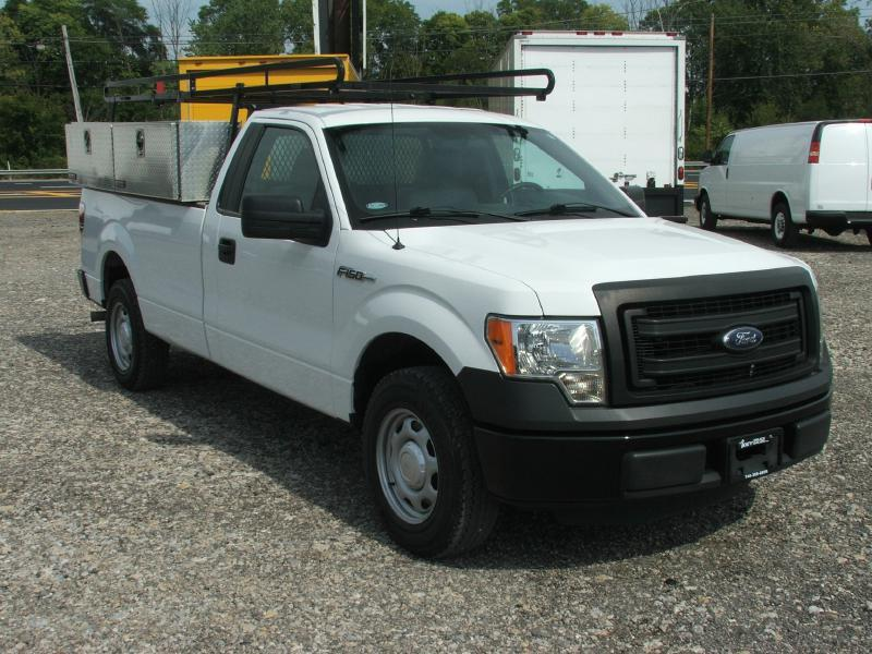 2013 Ford F150 Contractor Truck
