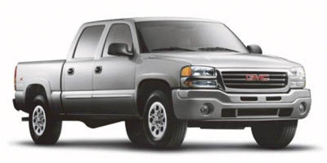 2006 Gmc Sierra 1500  Pickup Truck