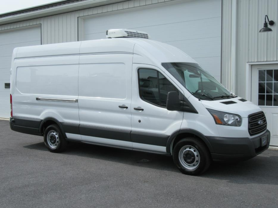 2015 Ford Transit  Food Truck