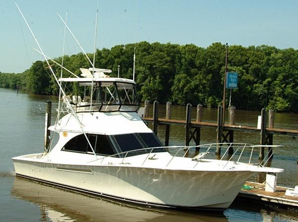 1991 Jersey 36 Convertible Sportfisherman