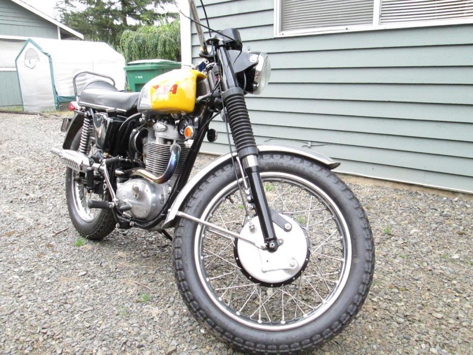 1969 BSA VICTOR 441
