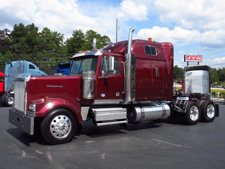 2007 Western Star 4900ex Conventional - Sleeper Truck