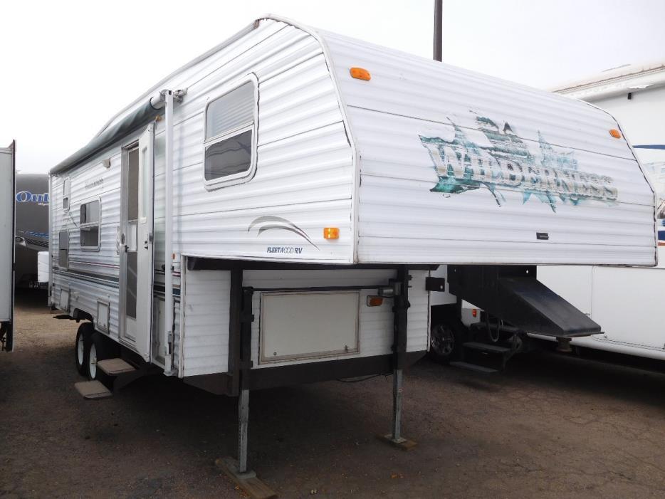 2000 Fleetwood Wilderness Vehicles For Sale