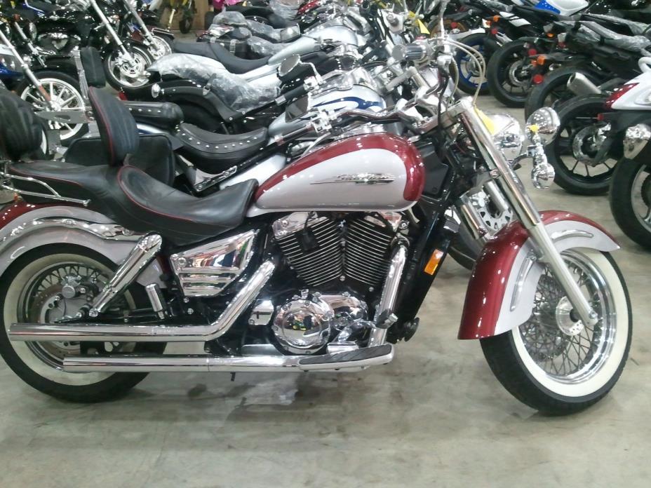 honda shadow 1100 c3 aero motorcycles for sale. Black Bedroom Furniture Sets. Home Design Ideas