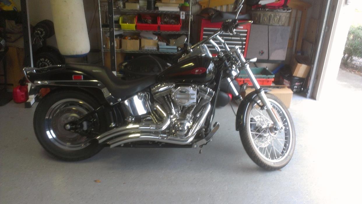 2009 Harley-Davidson Softail Rocker™ C