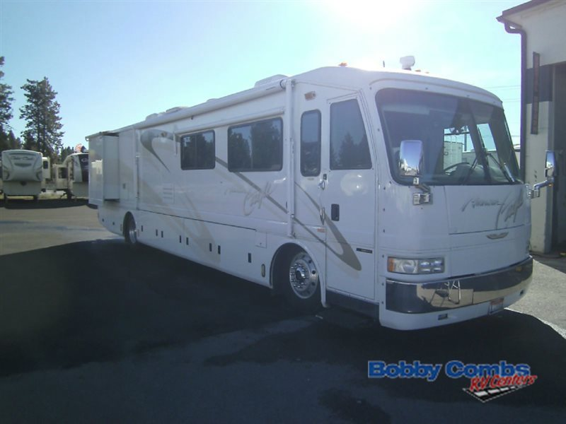 2000 Fleetwood Rv American Eagle 40EDS
