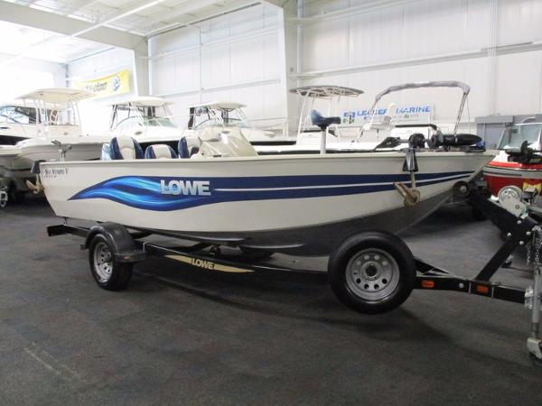 2003 LOWE BOATS FM175V SEA NYMPH