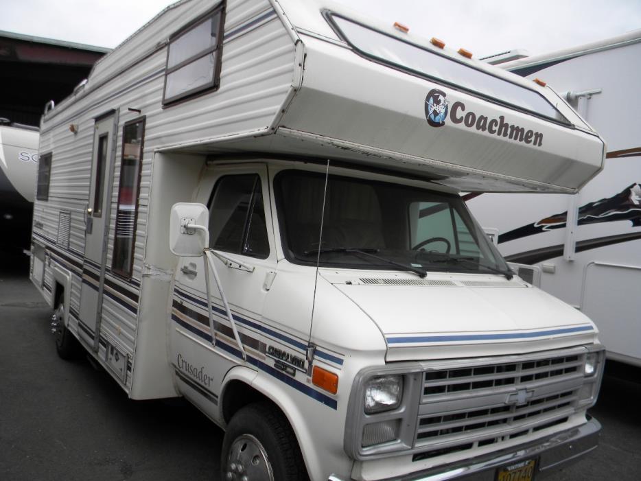 Rv Dealers Portland Oregon >> 1987 Coachmen RVs for sale