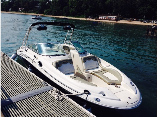 2006 Sea Ray 27 Sundeck
