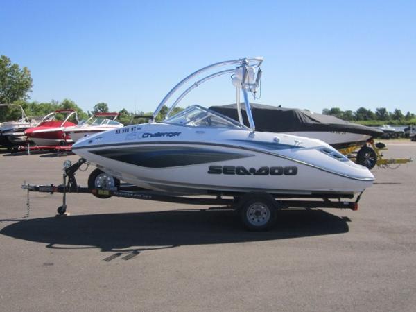 2007 Sea-Doo Challenger 180