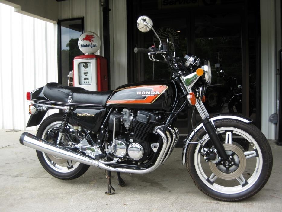 1983 Honda INTERCEPTOR VFR750