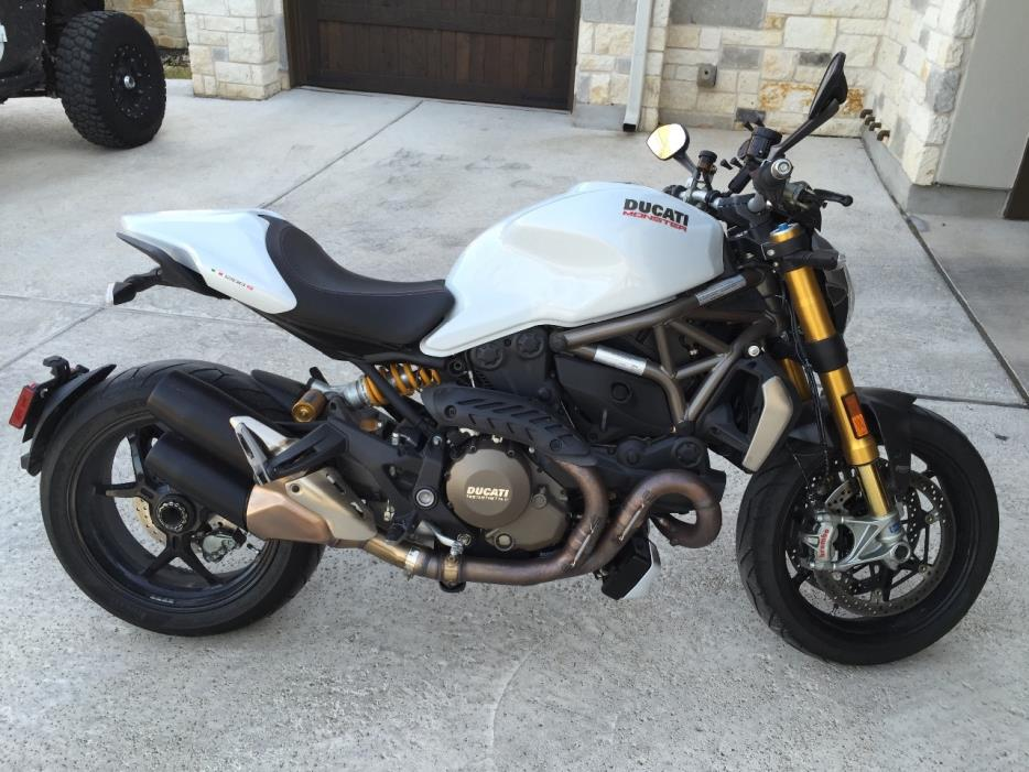 Ducati Monster R For Sale Texas
