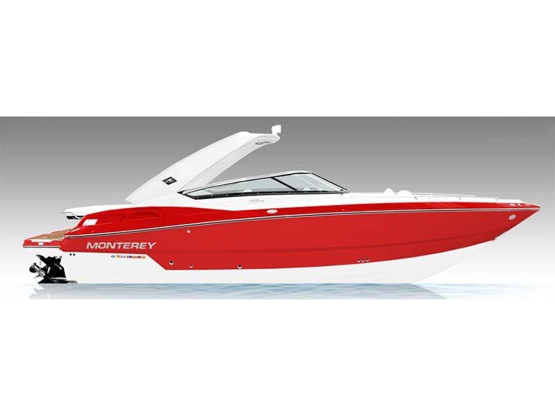 2016 Monterey 328SS