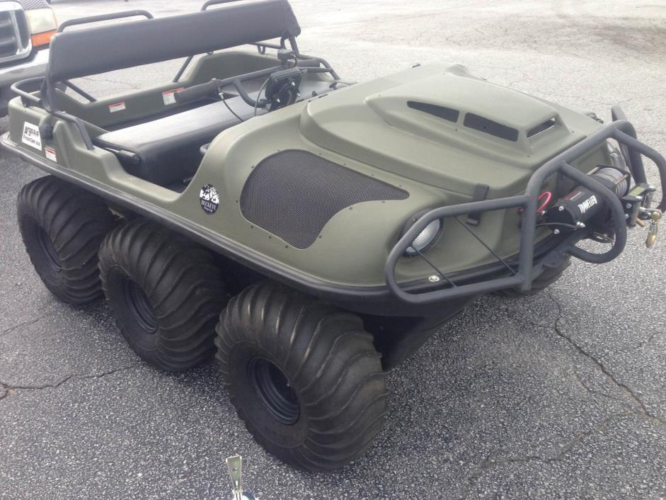 2014 Argo 6X6 FRONTIER 650