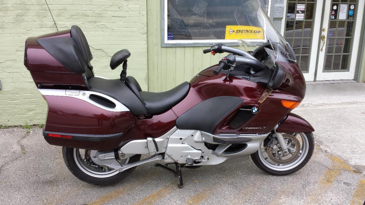 bmw k 1200 lt motorcycles for sale in south carolina. Black Bedroom Furniture Sets. Home Design Ideas