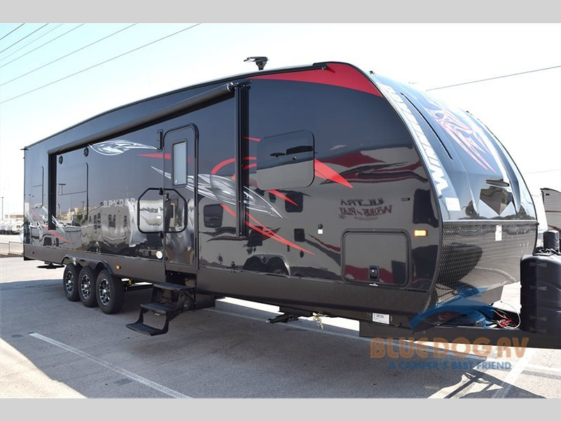 2017 Winnebago Industries Towables Spyder 32SC