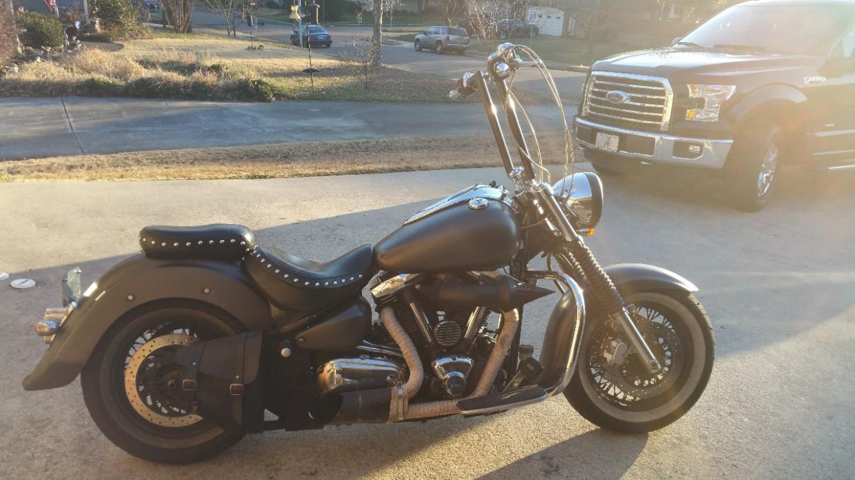 Yamaha road star silverado motorcycles for sale in alabama for Yamaha montgomery al