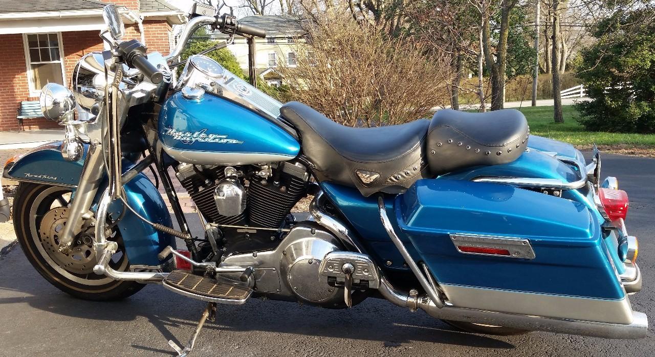 1994 harley davidson road king motorcycles for sale. Black Bedroom Furniture Sets. Home Design Ideas