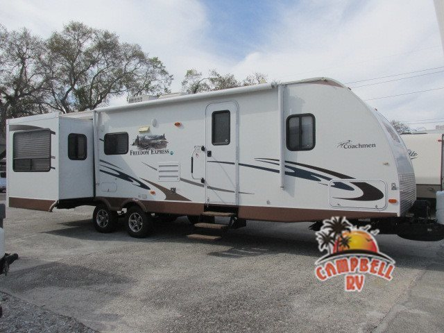 2012 Coachmen Rv Freedom Express 296REDS