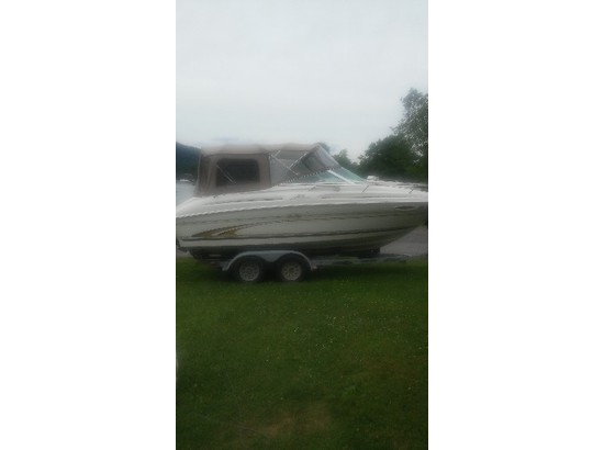 1999 Sea Ray 215 Express Cruiser