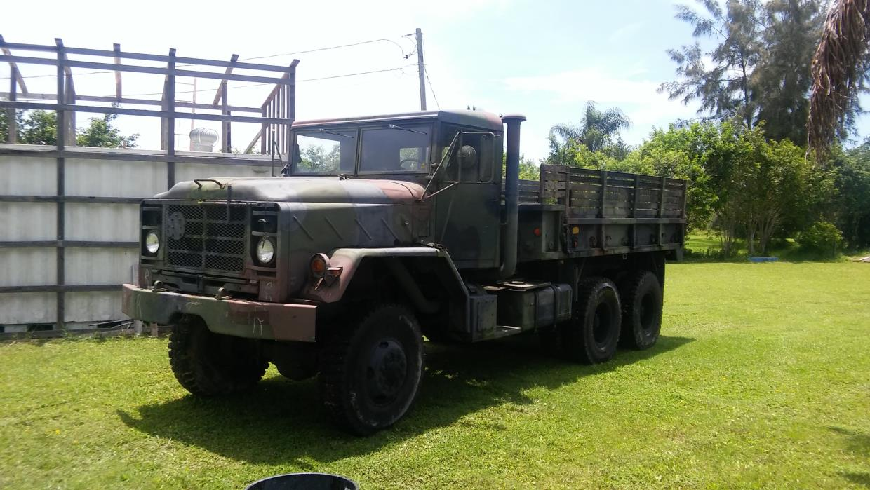 1984 Am General M923  Military