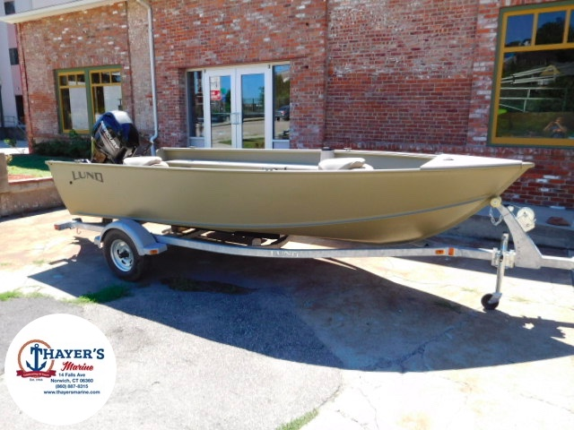Lund Alaskan 1600 Tiller Boats For Sale