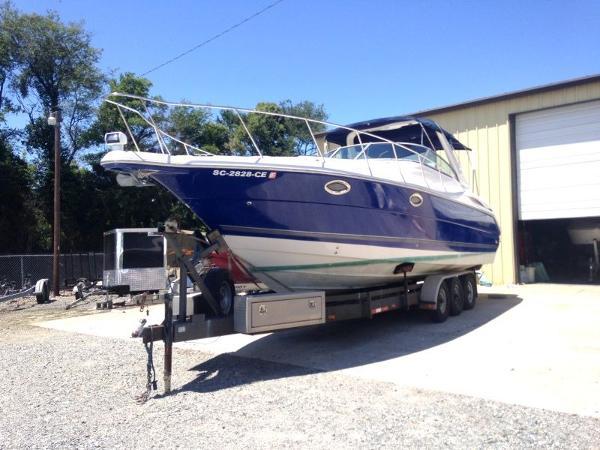 2004 Monterey 322 Cruiser