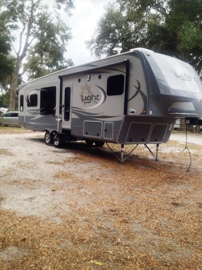 2013 Open Range LIGHT 318RLS FW