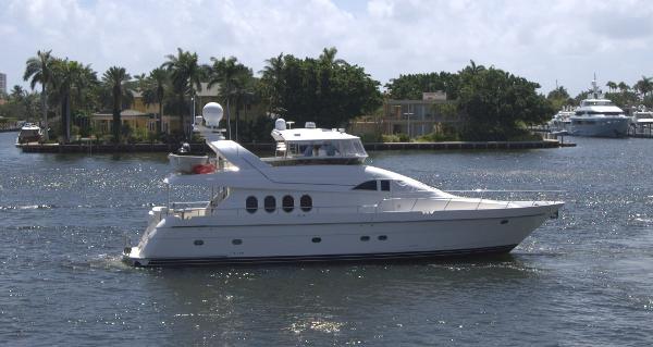 2000 Neptunus Motoryacht