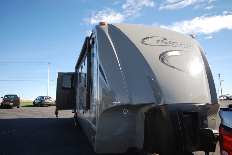 2014 Keystone Rv Cougar High Country 321RES