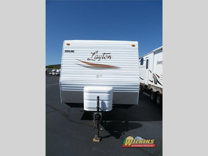 2009 Skyline Layton 266