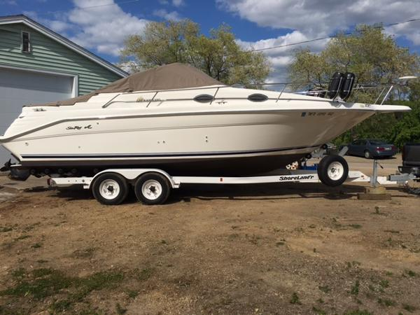 1998 Sea Ray 270 Sundancer Special Edition