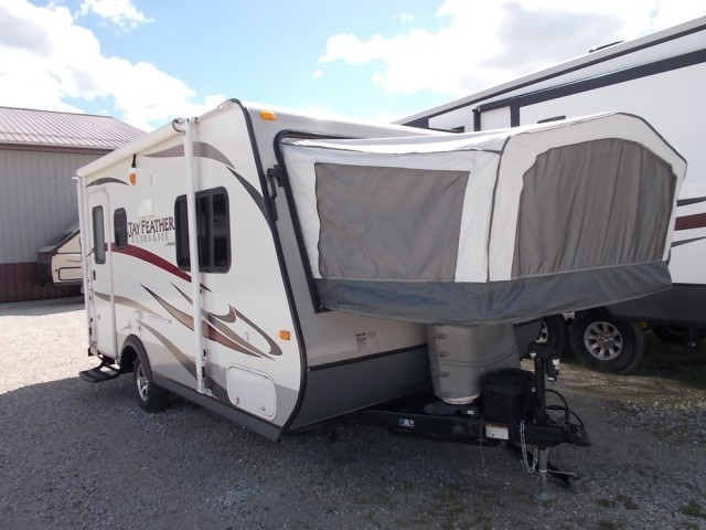 Jayco Jay Feather Ultra Lite Rvs For Sale In Wisconsin