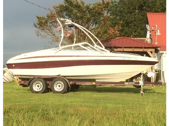 2002 Blue Water Boats Vision SE