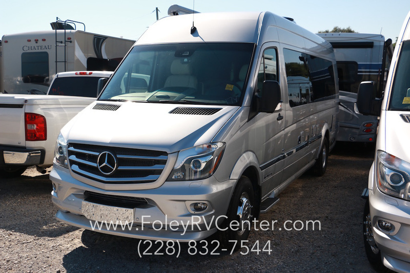 2017 Airstream Interstate Lounge EXT Lounge