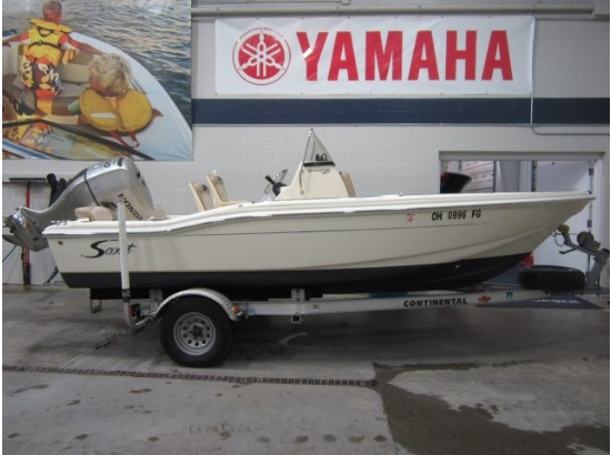 2008 Scout 187 Sportfish
