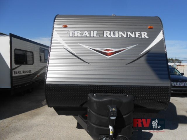 2017 Heartland Trail Runner 27RKS