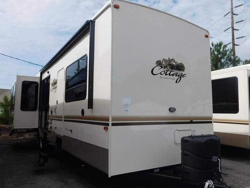 Forest River Cedar Creek Cottage 40crs Rvs For Sale