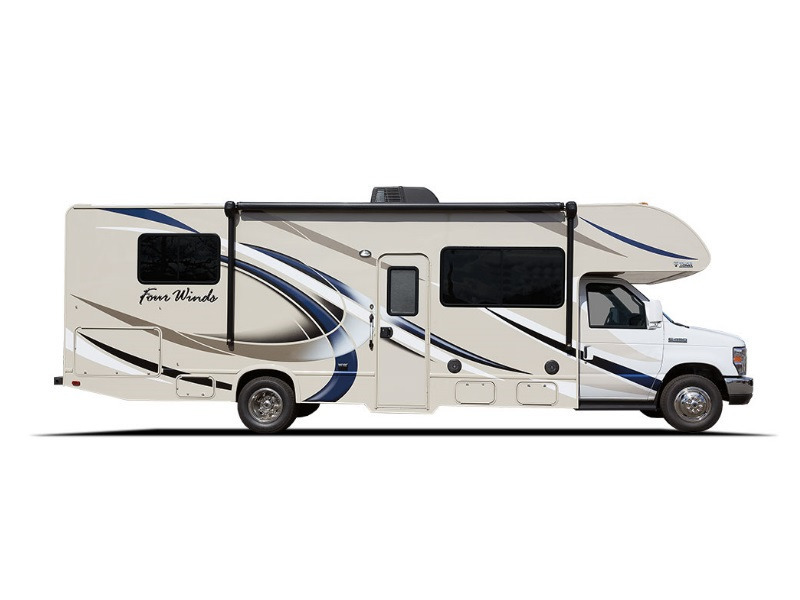 2017 Thor Motor Coach Four Winds 24C Ford