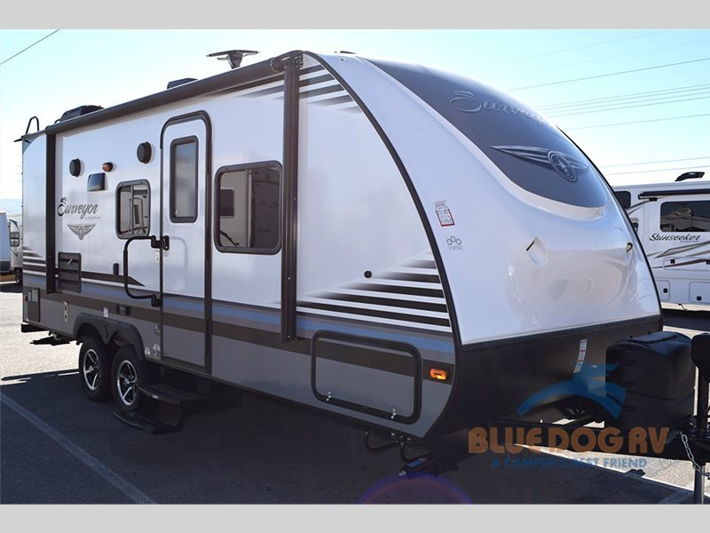 2017 Forest River Rv Surveyor 201RBS