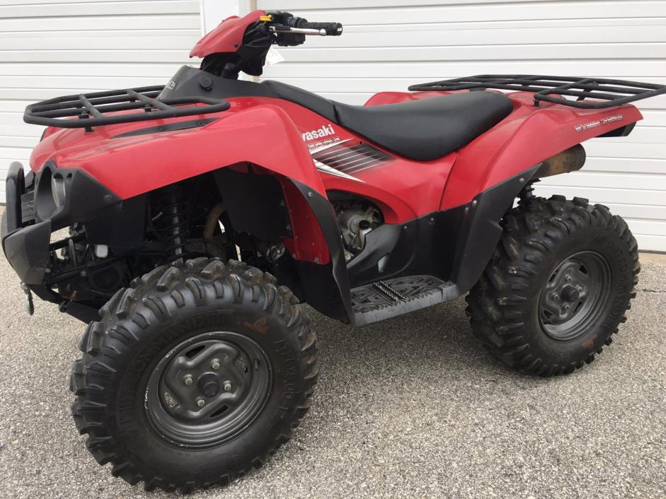 kawasaki brute force 750 4x4i motorcycles for sale in iowa. Black Bedroom Furniture Sets. Home Design Ideas