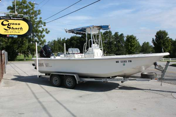 2008 Carolina Skiff 238 DLV