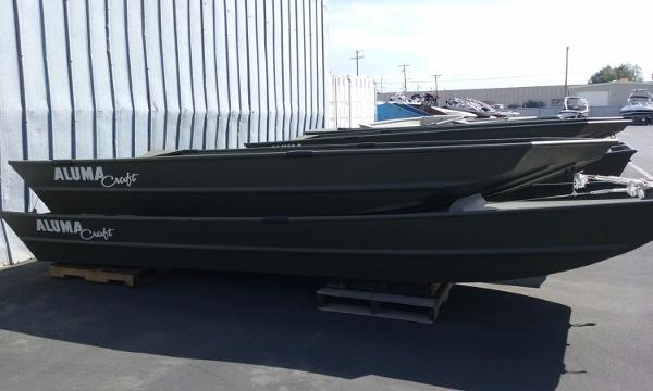 2016 Alumacraft MV 1448 NCS